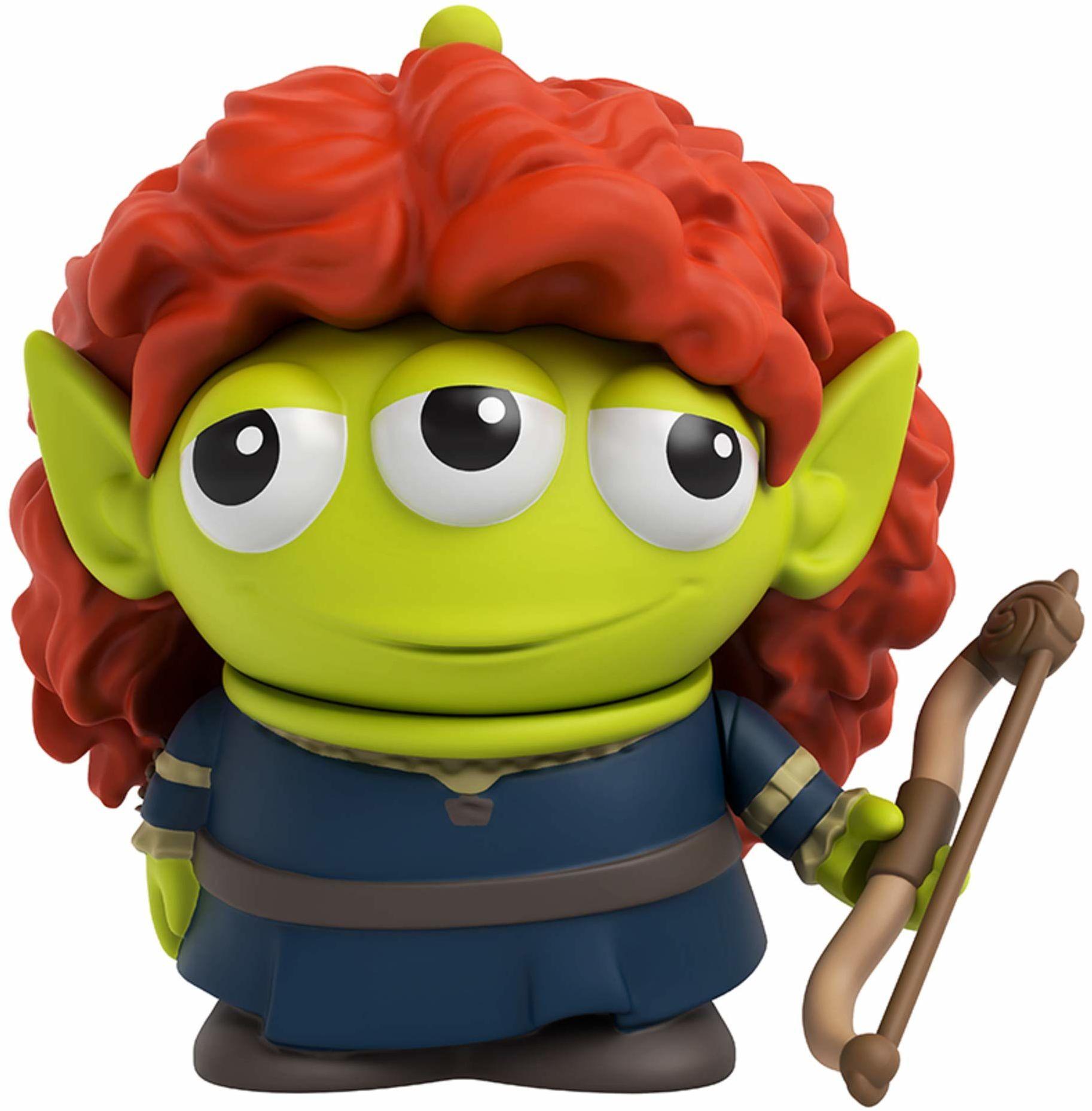 Disney Figurka Pixar Alien Remix Merida