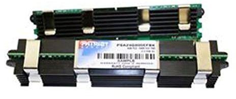 PATRIOT 4GB 2x2GB Kit DDR2 800MHz Apple Mac Pro