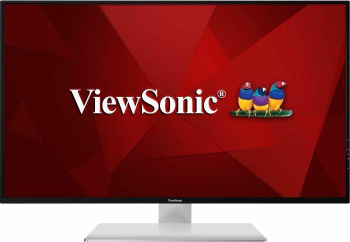 Monitor ViewSonic VX4380-4K+ UCHWYTorazKABEL HDMI GRATIS !!! MOŻLIWOŚĆ NEGOCJACJI  Odbiór Salon WA-WA lub Kurier 24H. Zadzwoń i Zamów: 888-111-321 !!!