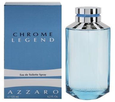 Azzaro Chrome Legend woda toaletowa - 125ml Do każdego zamówienia upominek gratis.
