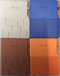 Kalendarz 2020 książkowy - terminarz A6+ Z wcięciem ZAKŁADKA DO KSIĄŻEK GRATIS DO KAŻDEGO ZAMÓWIENIA