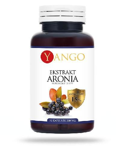 Yango Aronia ekstrakt 90 kapsułek