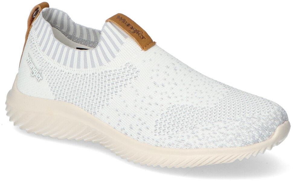 Sneakersy Wrangler WL11531A Białe