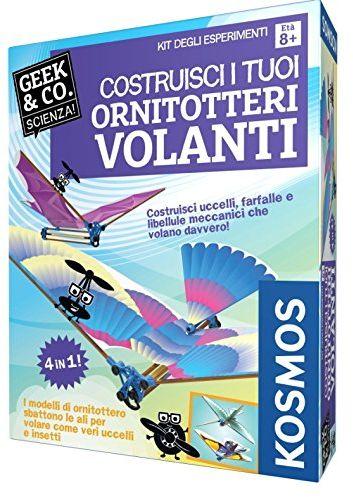 Giochi Uniti gu599  zbuduj swoje kierownice ornitotteri