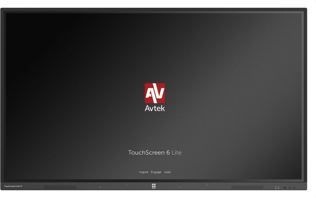 Monitor interaktywny AVtek TouchScreen 6 Lite 65