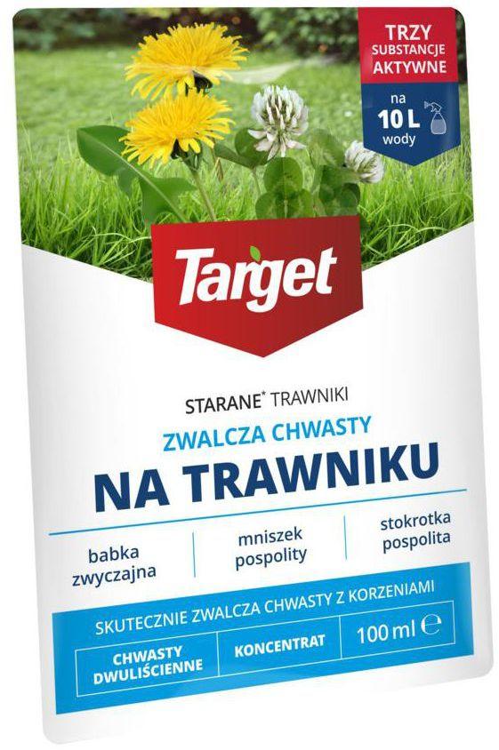 Środek chwastobójczy STARANE TRAWNIKI 100 ml TARGET