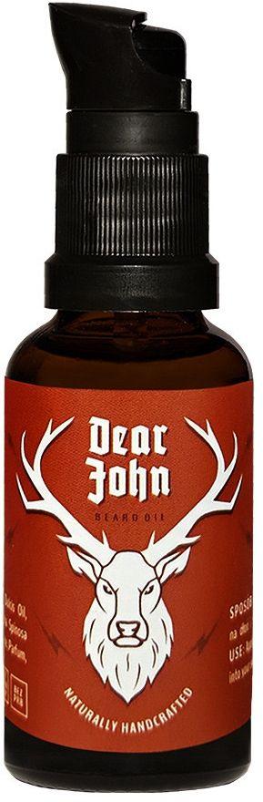 Pan Drwal olejek do brody Dear John 27 g