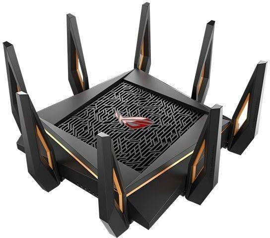 Router Asus ROG Rapture GT-AX11000 Wi-Fi AX11000 1xWAN 4xLAN 2xUSB3.0