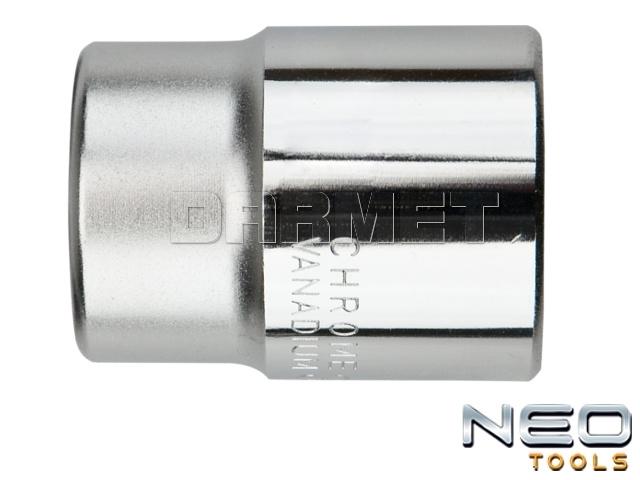 "Nasadka sześciokątna 1/2"", 22 x 38MM - NEO TOOLS (08-022)"