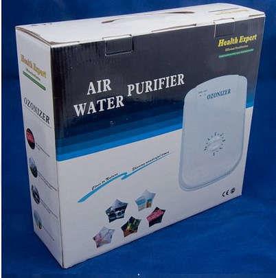 Ozonator domowy ZY-H102 do ozonowania pomieszczeń i żywności zwalcza pleśń, toksyny, bakterie przykre zapachy