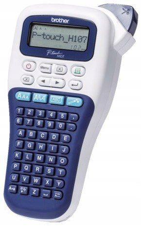 Drukarka etykiet Brother P-touch PT-H107B KUP z zamiennikami i oszczędzaj! - ZADZWOŃ 730 811 399