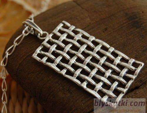 Balco - srebrny wisior