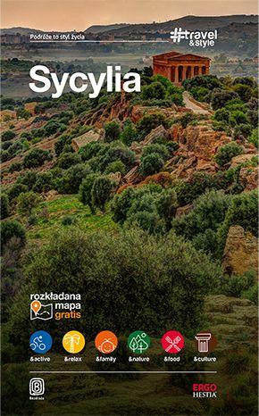 Sycylia. #travel&style. Wydanie 1 - dostawa GRATIS!.