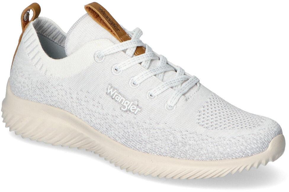 Sneakersy Wrangler WL11530A Białe