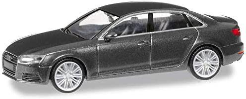 herpa - Audi A4 Sedan, Daytona szary metalik - 1:87