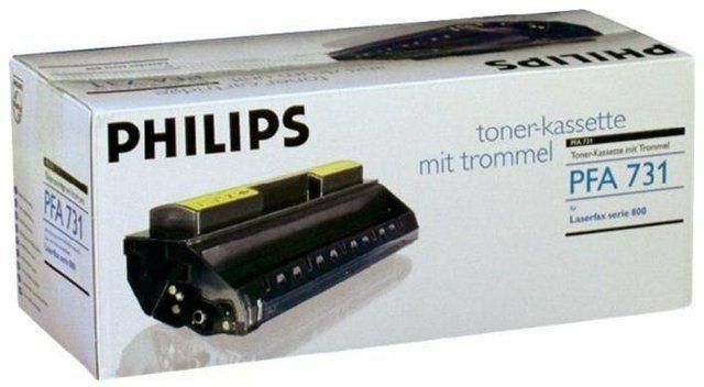 Wyprzedaż Oryginał Toner Philips PFA731 do faksu LPF825/855 5 000 str. czarny black