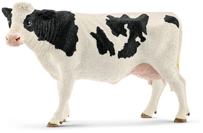 Schleich - Krowa rasy Holstein 13797