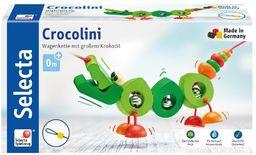 Selecta 61016 Crocolini, drewniany łańcuszek do wózka