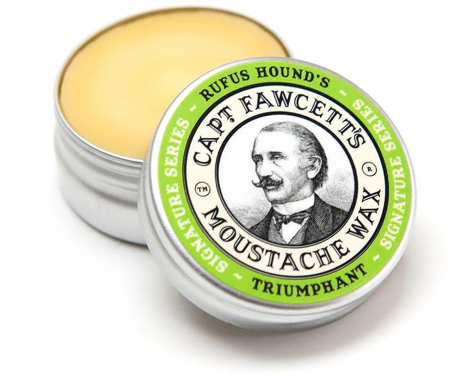 Captain Fawcett Triumphant by Rufus Hound wosk do wąsów 15 ml