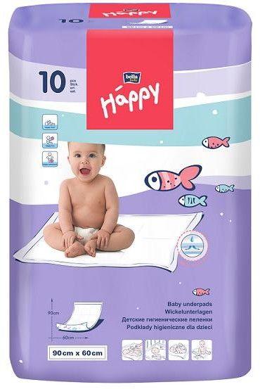 Bella Baby Happy Podkład do przewijania 60x90cm 10szt.