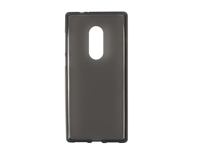 Alcatel 5 - etui na telefon FLEXmat Case - czarny