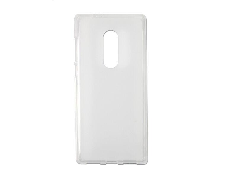 Alcatel 5 - etui na telefon FLEXmat Case - biały