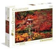 Clementoni Puzzle Gra HQ 500 Elementów Krajobraz Orientalny Sen Clementoni 5668-uniw
