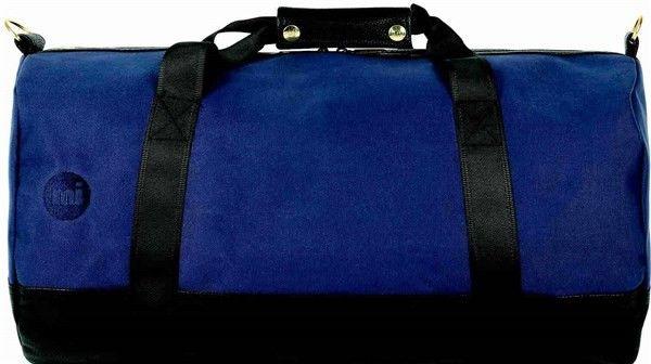 torba podróżna MI-PAC - Duffel Canvas Tumbled Navy/Black (052