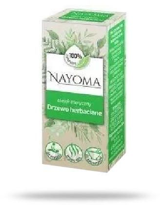 Nayoma Olejek eteryczny Drzewo herbaciane 10 ml