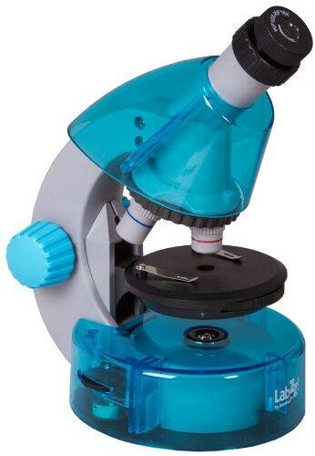 Mikroskop Levenhuk LabZZ M101 Azure Lazur