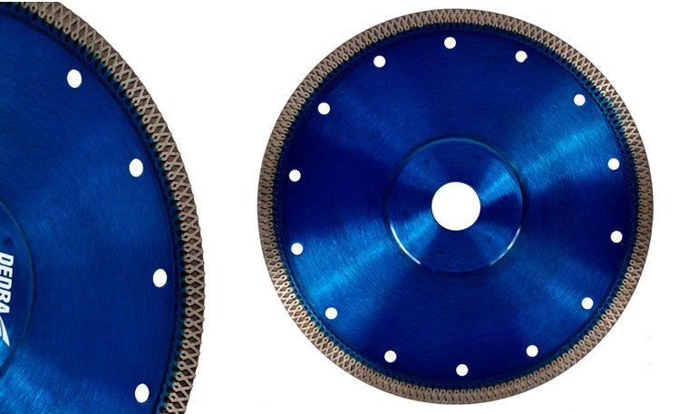 Tarcza diamentowa 125mm cienka do gresu glazury