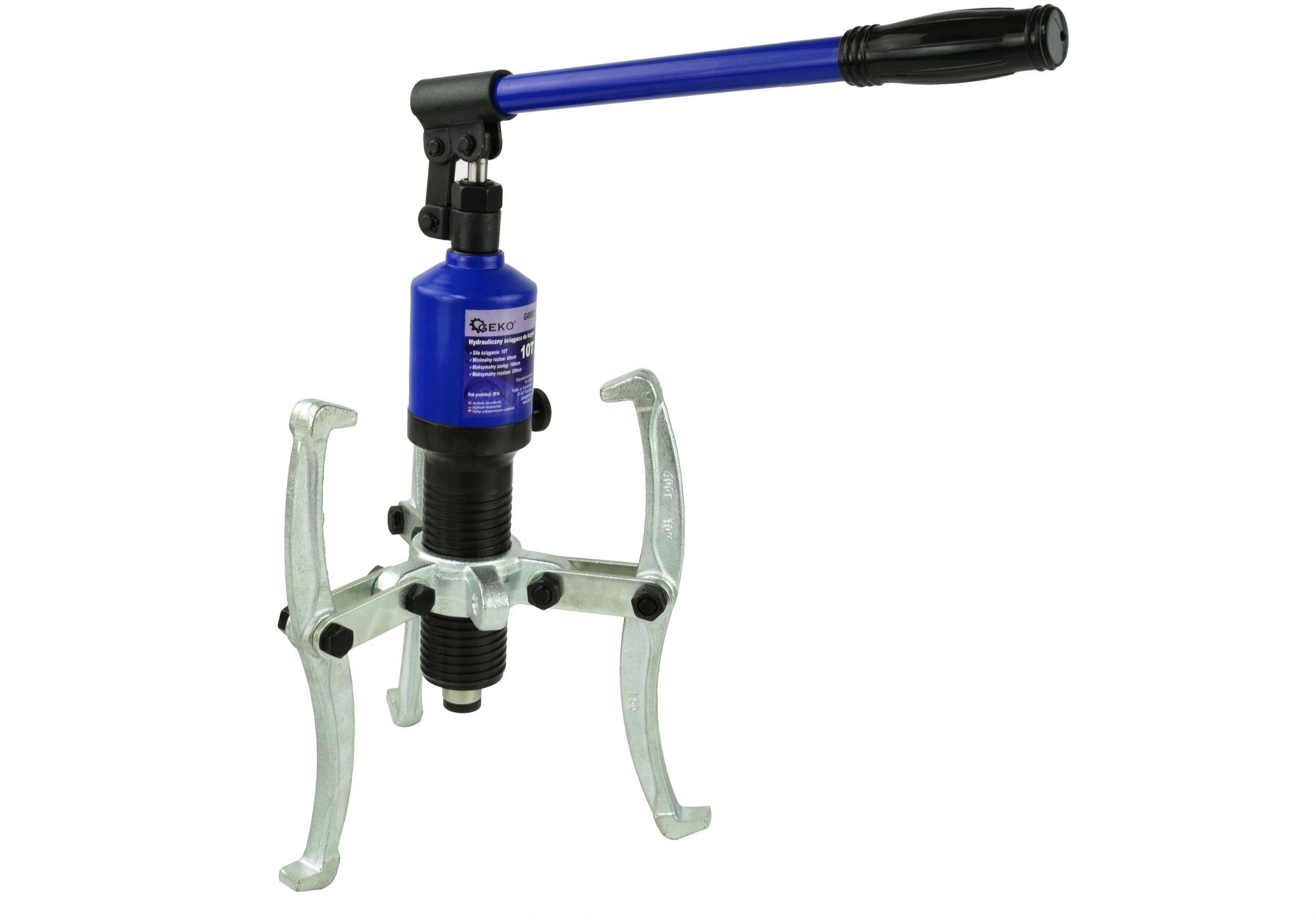 Ściągacz hydrauliczny do łożysk 10T (G00911)