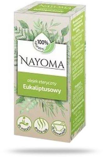 Nayoma Olejek eteryczny Eukaliptusowy 10 ml