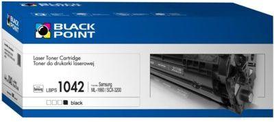 Toner BLACK POINT LBPS1042 Czarny Zamiennik Samsung MLT-D1042S