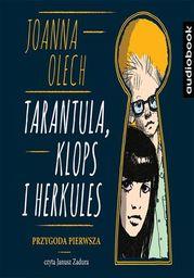 Tarantula, Klops i Herkules. Przygoda pierwsza, wyd. II - Audiobook.