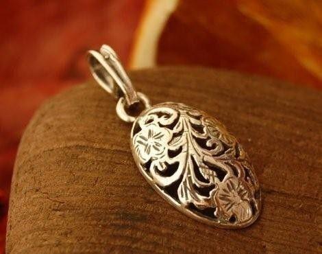 Santoro - srebrny wisiorek ze srebra
