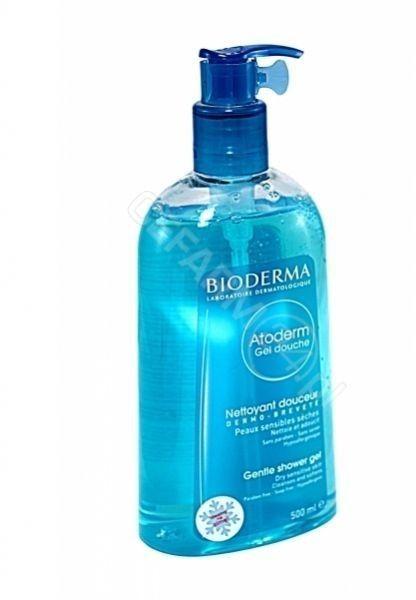 Bioderma atoderm gel douceur żel do kąpieli 500 ml