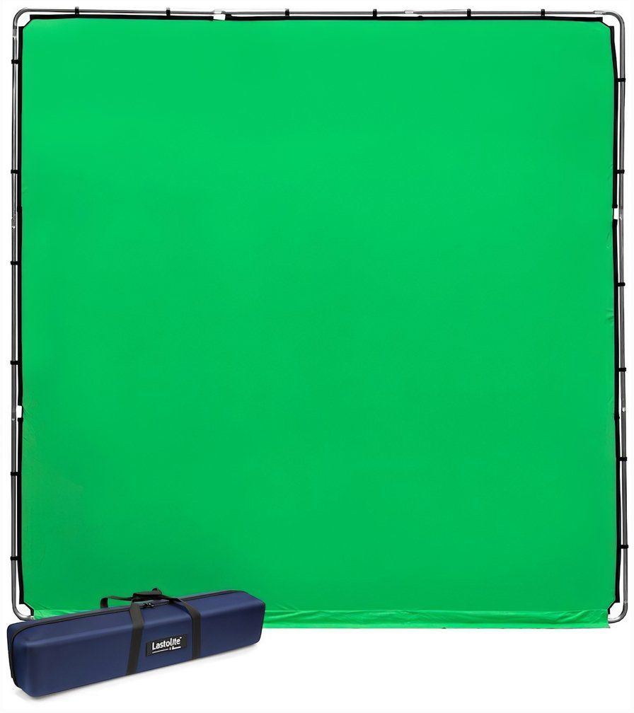 Lastolite LL LR83350 - ekran StudioLink Chroma Green Screen Kit 3x3m