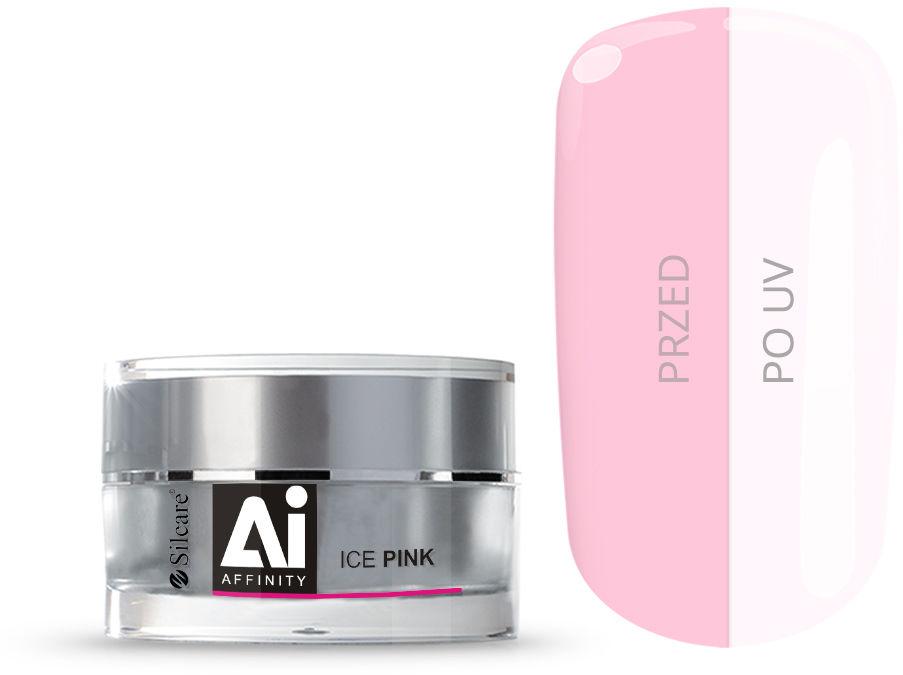 Affinity Ice Żel UV Pink 30 g