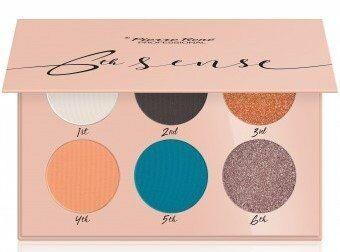 Pierre Rene paleta cieni Six''th Sense 07 Salmon Tangle