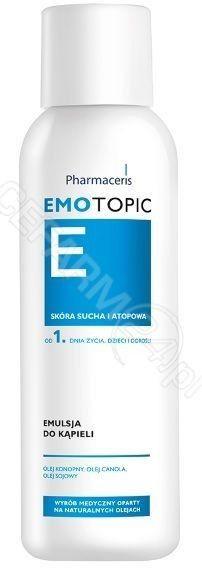 Pharmaceris Emotopic emulsja do kąpieli do codziennego stosowania 400 ml