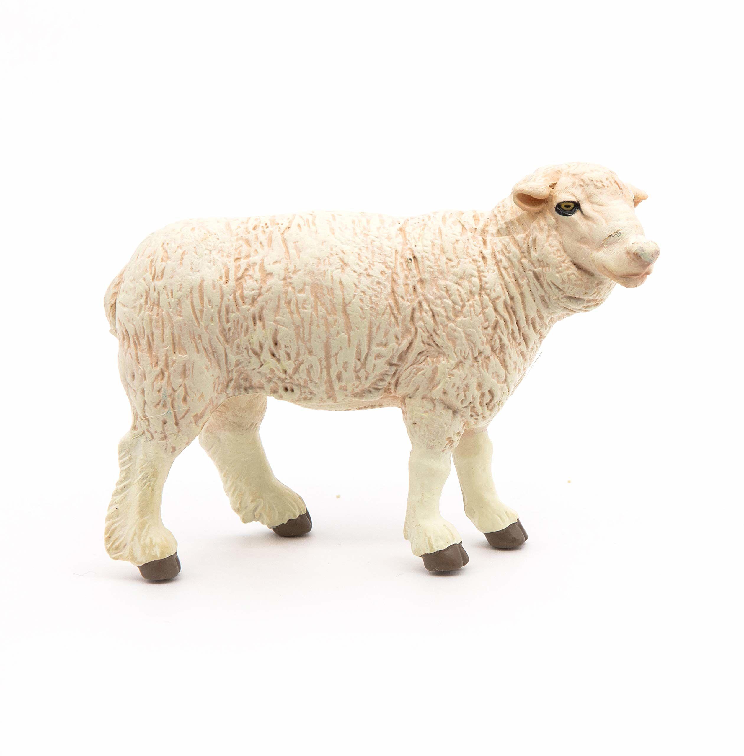Papo 51041 Merinos owca FARMYARD FRIENDS figurka wielokolorowa
