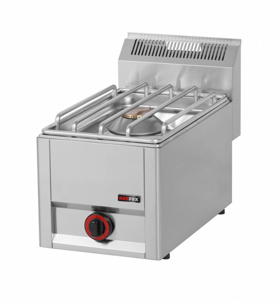 Kuchnia gazowa nastawna 4500W 330x600x(H)290mm