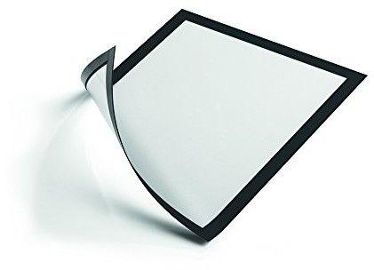 Ramka magnetyczna Duraframe Magnetic A4 - czarna / 5 szt.