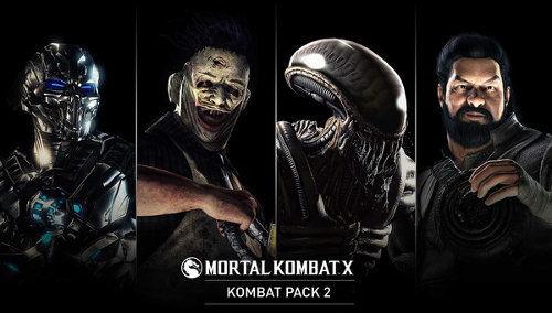 Mortal Kombat X: Kombat Pack 2 (PC) PL DIGITAL