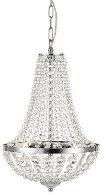Żyrandol Granso IP44 107550 Markslojd kryształowa oprawa do łazienki