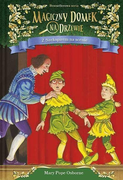 Z Szekspirem na scenie. Magiczny domek na drzewie - Mary Pope Osborne, Sal Murdocca