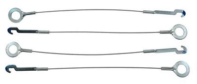 Zestaw naprawczy do szczęk hamulcowych H2101