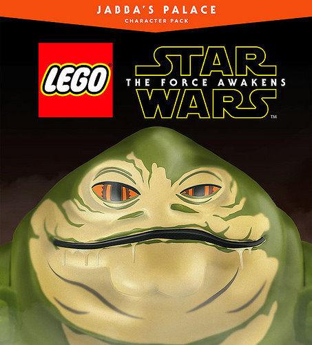 LEGO Gwiezdne wojny: Przebudzenie Mocy: Jabba''s Palace Character Pack DLC (PC) PL DIGITAL