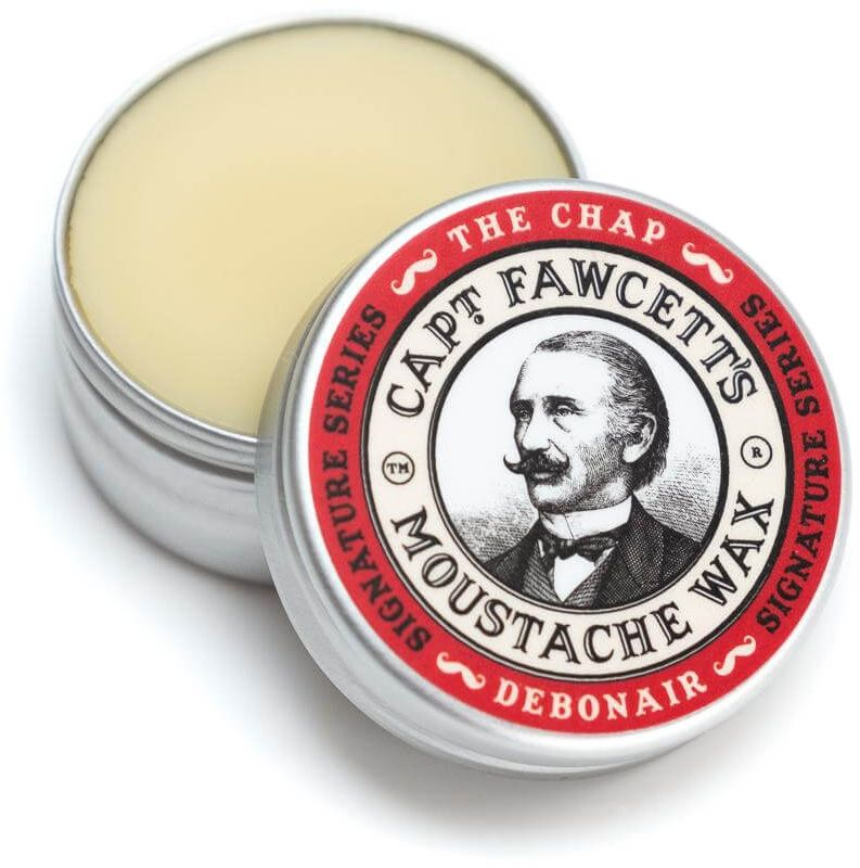 Captain Fawcett Chap Debonair wosk do wąsów 15 ml